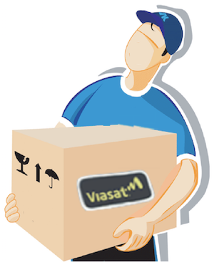 Moving is Easy with Viasat EasyMove